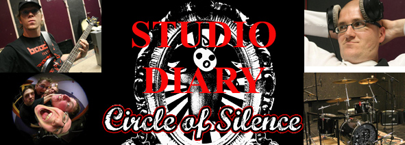 Circle Of Silence Studio report 2007